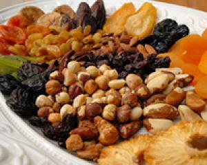 Image for Dried Fruit & Nuts