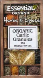 Image for Garlic Granules - Dried