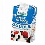 Image for Double Cream - Pour & More (Lakeland Dairies)